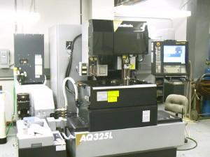 Sodick AQ325L Wire EDM