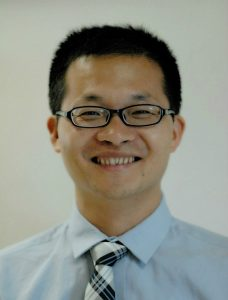 Photo of Dr. Likun Zhang