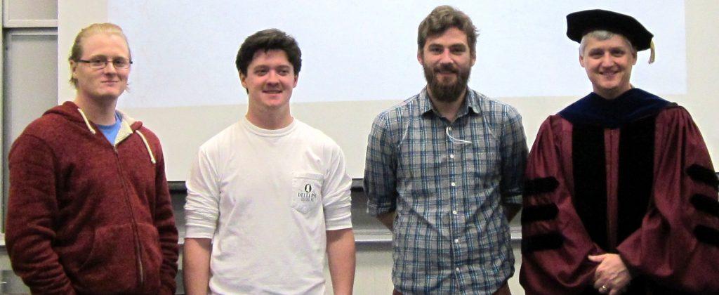 2017 Jonathan Pittman, Daniel Pompa, Justin Ryan