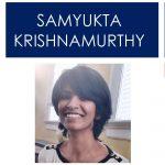 Photo of Samyukta Krishnamurthy