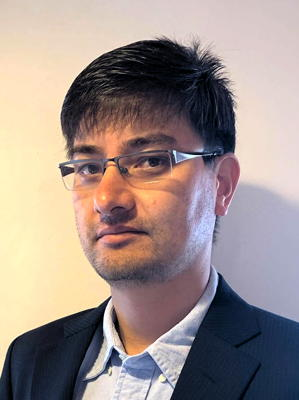 Photo of Dr. Adhikari
